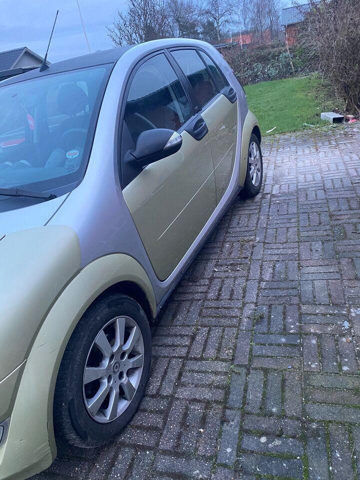 Smart Forfour, 1,1 Passion 75 aut., Benzin