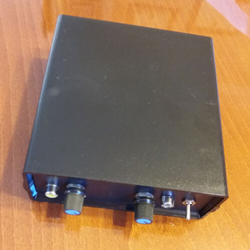 800-1000-1200 KHZ LOW POWER AM RADIO TRANSMITTER FOR YOUR VINTAGE RADIOS