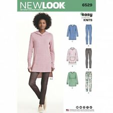Free UK P/&P New Look Ladies Easy Sewing Pattern 6516 Tiered Skirts New...