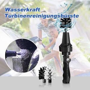 Wasserbetriebene-Turbinenreinigungsbuerste
