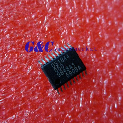 5PCS DS1844-050 IC POT DIG QUAD 50K 20-SOP NEW GOOD QUALITY S1