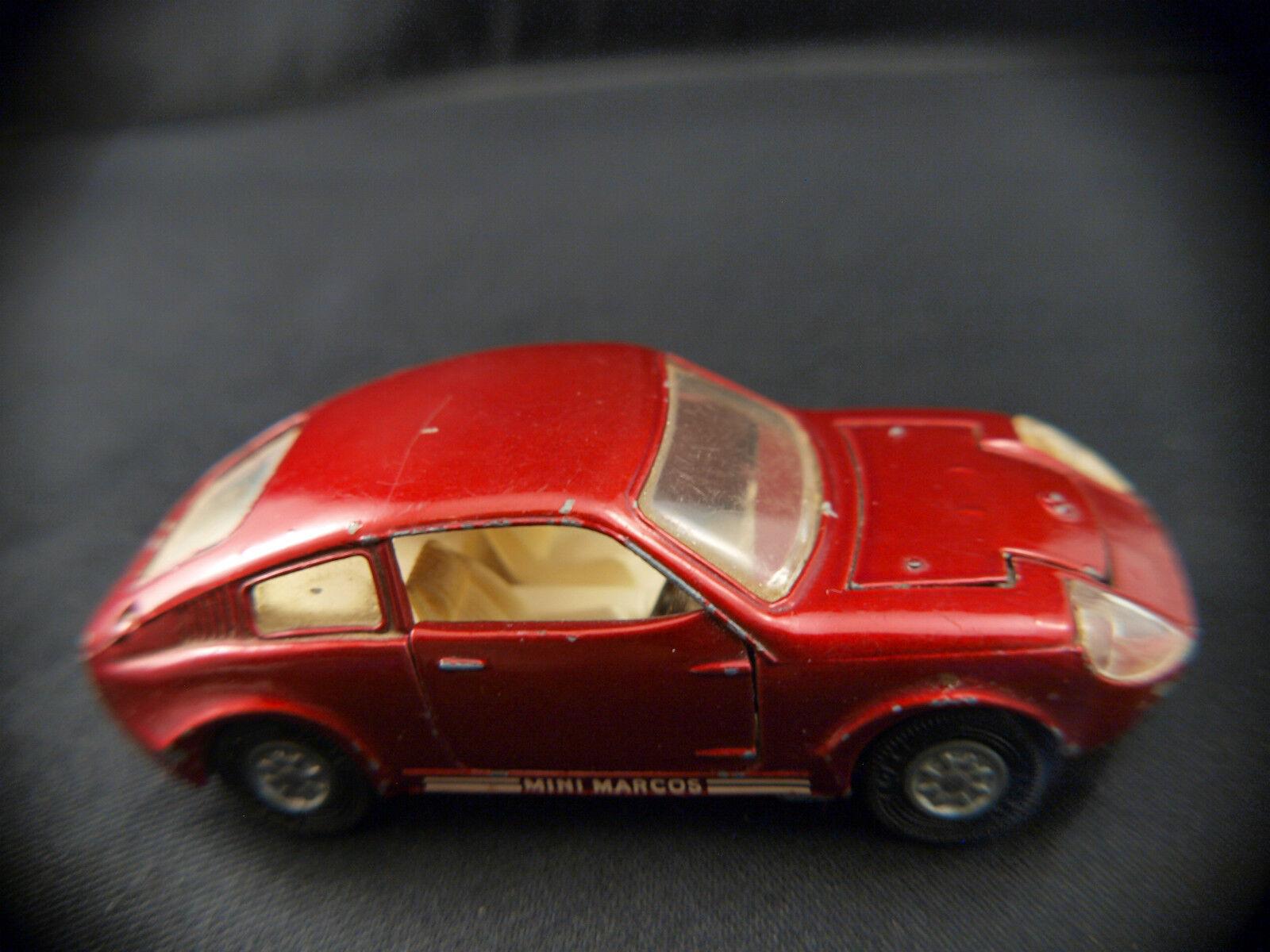 Corgi 341 Mini Marcos GT 850 ancien