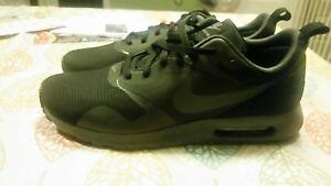 Nike rrp 10 talla deporte 95 £ Max color In Black de de Zapatillas Bnwob Tavas Air OwqEEp