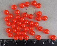 14mm 40 Count Round Salmon Egg Beads Usa Fishing Tackle Free Shipping Steelhead