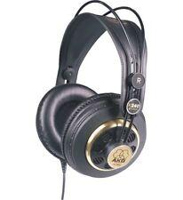 AKG K240 STUDIO Professional Semi-Open, Over-Ear Studio Headphones, Black