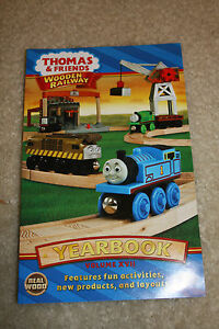 Details About Thomas And Friends Wooden Railway Yearbook 2011 2012