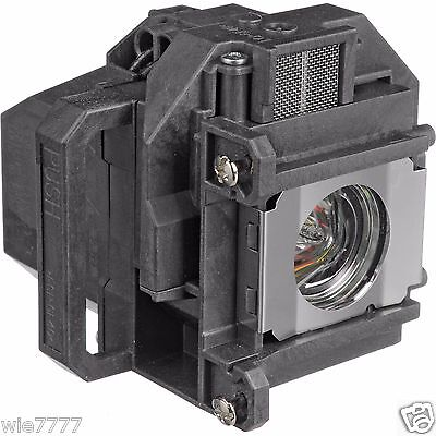 Lamp Housing For Epson V13H010L53 Projector DLP LCD Bulb