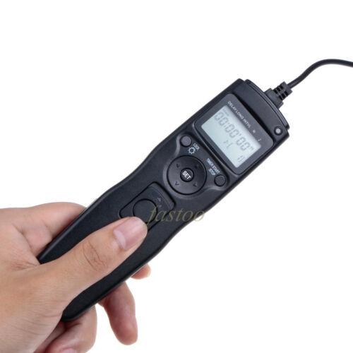 Cable Disparador Temporizador Remoto extraíble para Olympus E30 E450 E420 E520 E600 E620 UC1