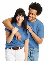 3-Pack Hanes T-Shirt Short Sleeve Tee Assorted Crewneck Grab Bag