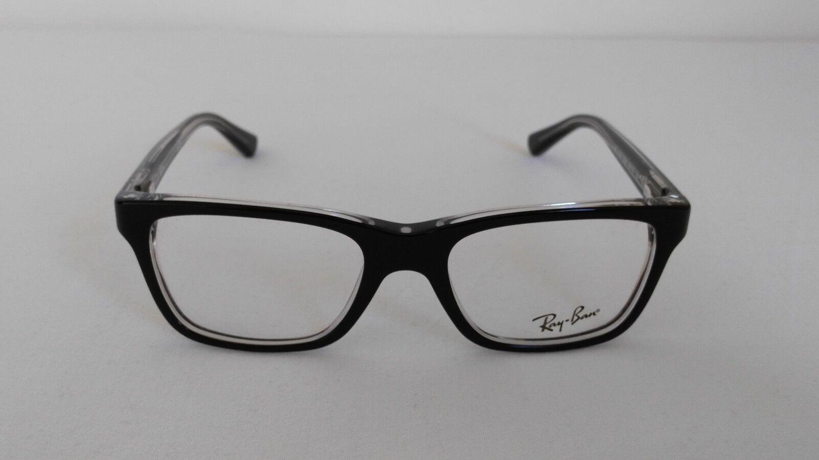 e9f83b3f51 Ray-Ban Junior Rb1536-3529 Black DESIGNER Glasses Eyeglasses Frames ...