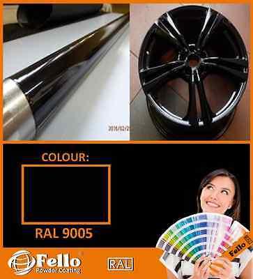 AnpassungsfäHig Pulverlack Schwarz Ral 9005 5kg Beschichtungspulver Pulverbeschichtung Quell Sommer Durst Business & Industrie
