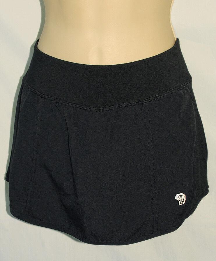 MOUNTAIN HARD WEAR - Black - Athletic / Workout / Run SKIRT / SKORTS Short sz XS