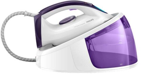 Philips GC6704//36 FastCare Purple Steam Generator Iron 2400W 1.3L 2Y Warranty
