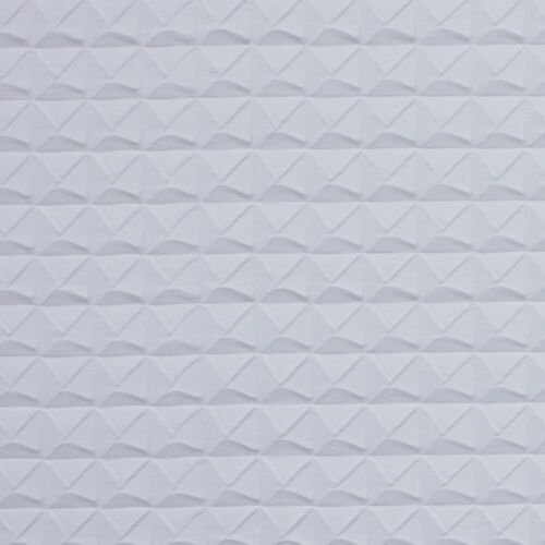 Washable PVC Ceiling Tiles EcoTile Techno 2/' x 4/' White Lay-in Tile Mold Free