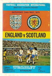 D99-1975-SCOTLAND-V-ENGLAND-SOCCER-FOOTBALL-PROGRAM