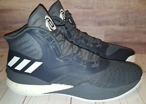 los angeles 60715 e5a86 Image is loading NEW-Adidas-D-Rose-8-Basketball-Shoes-Mens-