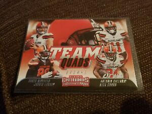 2018-Panini-Contenders-Team-Quads-Mayfield-Callaway-Landry-Chubb-Browns
