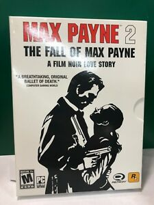 Max Payne 2 The Fall Of Max Payne Complete Pc 2003