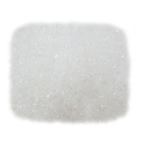 4 L Sachet neige éclat neige dekoschnee blanc poudre neige