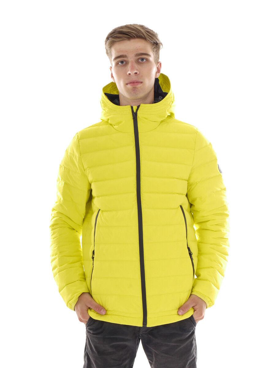 O ´ Neill chaqueta abajo campana de neón de chaqueta tubo onda amarillo Hyperdry
