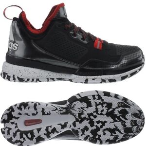 promo code 3aa1d f612a Das Bild wird geladen Adidas-D-Lillard-Herren-Basketballschuhe-schwarz- Damian-Lillard-