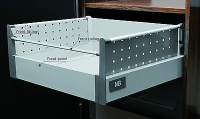 Inner Drawer Kit For Soft Close Push To Open Modernbox Drawers Ebay