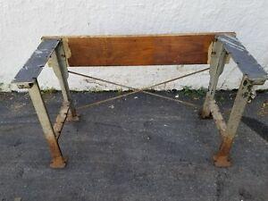 Antique Cast Iron Table Legs.Details About Cast Iron Table Legs Bench Vintage Retro Steampunk