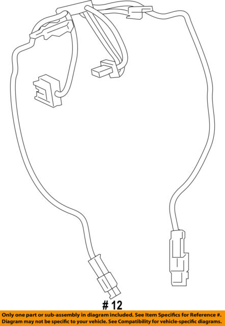 dodge chrysler oem 15 16 charger horn switch 68240475aa ebay Timken Bearing Disc Brake Assembly Diagram dodge chrysler oem 15 18 charger horn switch 68240475aa