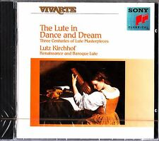 LUTZ KIRCHHOF- The Lute in Dance and Dream CD NEW (Renaissance & Baroque Music)