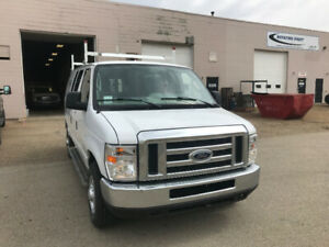 FORD - E250  WORK VAN