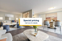One Bedroom Garden Homes  | Aquitaine Avenue for Rent - 2700 Aqu Mississauga / Peel Region Toronto (GTA) Preview