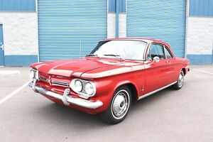 1962 Chevrolet Corvair Monza 900 Coupe 4-Speed | 100+ HD Pictures