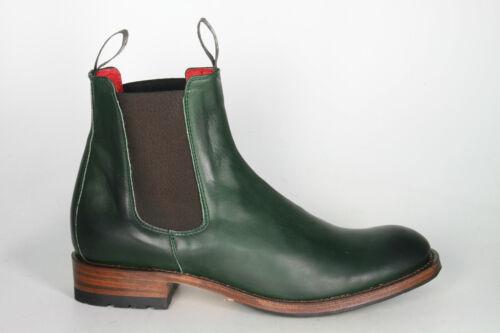 5595 Sendra Stiefeletten Chelsea boots Kaspar Grün
