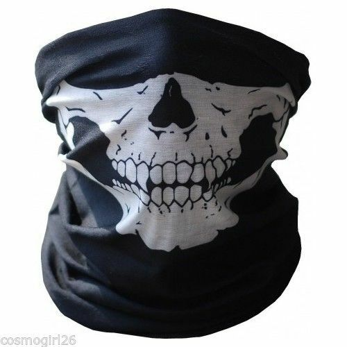 Skull Face Mask Call Of Duty Ghost Balaclava Skateboard Motorcycle