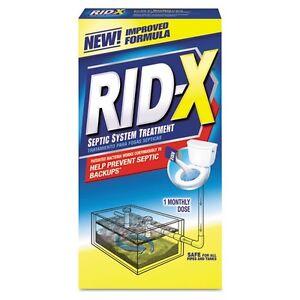 RID-X Rid-X Septic System Treatment - 80306