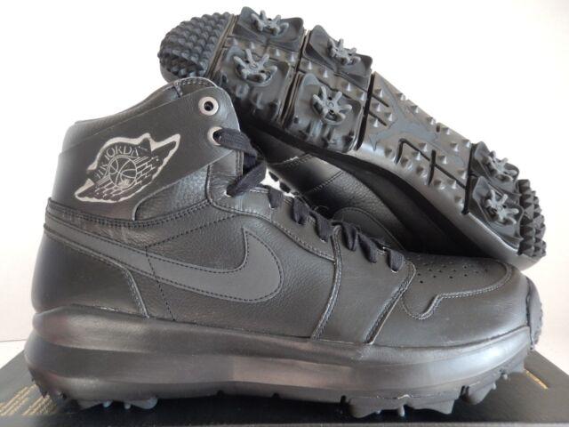 08e43eb8f42 Nike Air Jordan 1 Men's Golf Shoes Black Size 13 for sale online | eBay