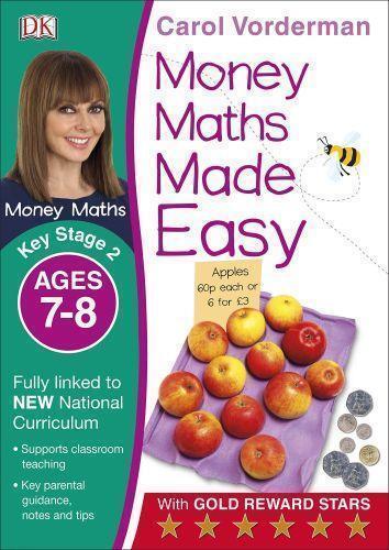 Money Maths Made Easy von Carol Vorderman (2016, Taschenbuch)