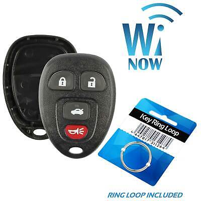 Replacement For 2007 2008 2009 Saturn Aura Keyless Entry Key Fob Shell Case
