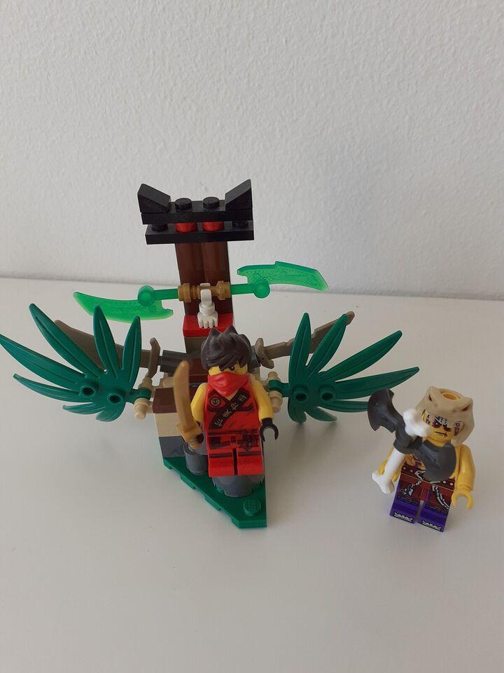 Lego Ninjago, 70733 + 70752