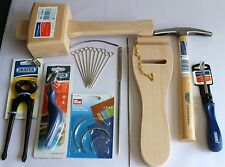 UPHOLSTERY TOOL KIT  NO 3 UPHOLSTERY SUPPLIES