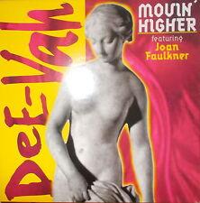 "12"" Dee-Vah Movin' Higher Featuring Joan Faulkner,MINT- Top, JAM! JAM 659160 6"