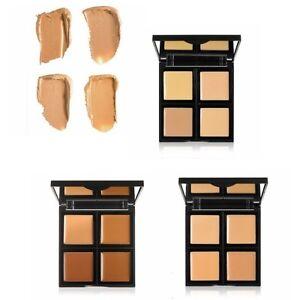 E-L-F-Cosmetics-1-x-Foundation-Palette-Makeup-Base-de-Maquillaje-Rostro-elf