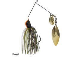 DIY Spinner Bait Fishing Lur KQ 50pcs Willow Spinner Blades Smooth Finish