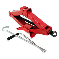 1 TON TONNE 1000KG SCISSOR JACK LIFT CAR CARAVAN MOTORHOME WIND UP CRANK SPEED