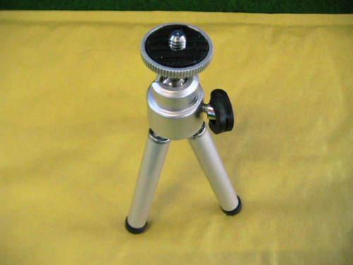 Bolsos telescopio trípode de cámara fotográfica F video 10277