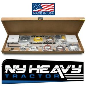 Details about 234-1874 2341874 Front Structure Gasket Kit CATERPILLAR  REPLACEMENT CAT 3406B