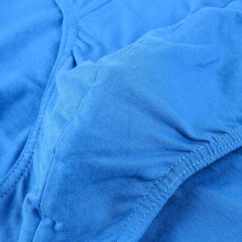 5 Pcs Men Man Underwear Cotton Underpants Briefs Shorts Plus Size Color Random