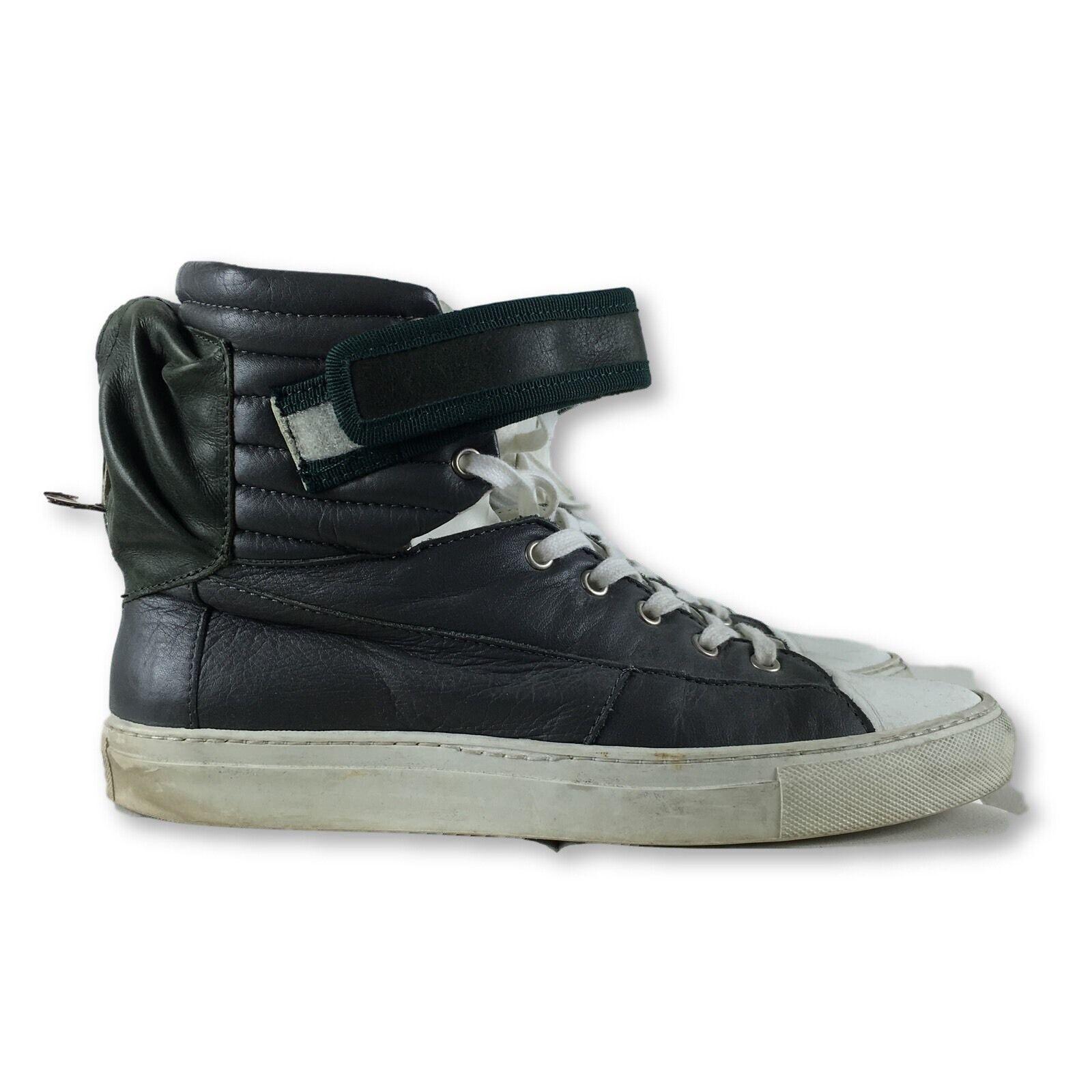 PRE -OwneD - Raf  Simons Raffros Leather scarpe da ginnastica 2010 - Dimensione EU 40  gli ultimi modelli