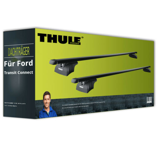 Thule SquareBar Dachträger für Ford Transit Connect Typ P65//P70//P80 komplett