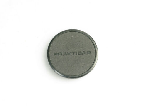 DDR Prakticar tipo 51 Ø ca 51 mm objetivamente tapa aufsteck-usado